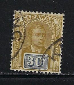 Sarawak 67 Used 1918 issue
