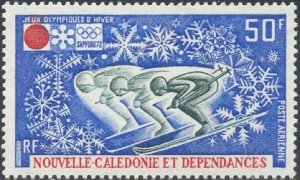 New Caledonia Scott #'s C86 MNH