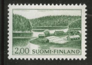 FINLAND SUOMI Scott 414 MH* 1964 stamp CV$13