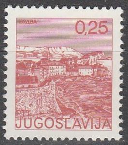 Yugoslavia #1243   MNH (K816)