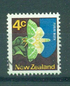 New Zealand sc# 443 used cat value $.25