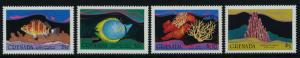 Grenada 1333-6 MNH Tropical Fish, Coral