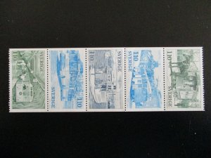 Sweden #1220-24 Mint Never Hinged (G7E1) I Combine Shipping!