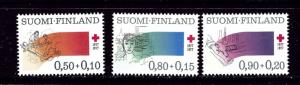 Finland B210-12 NH 1977 Finnish Red Cross