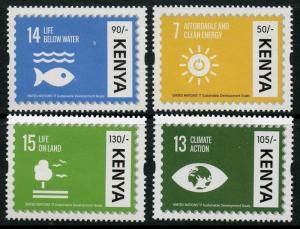 Kenya 2017 United Nations Sustainable Development Goals, MNH