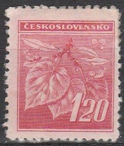 Czechoslovakia  #260  F-VF Unused  (S4323)