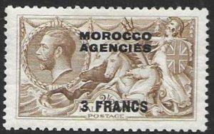 GB - Morocco 410   1924  Unused