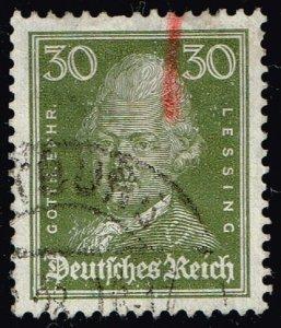 Germany #359 Gotthold Ephraim Lessing; Used (3Stars)