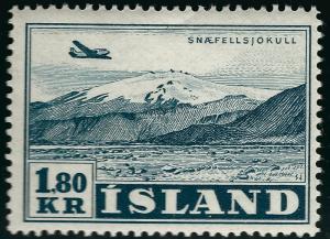 Iceland C27 Mint OG F-VF SCV $21.00...Consider before prices rise!