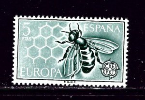 Spain 1126 MNH 1962 issue from the Europa set
