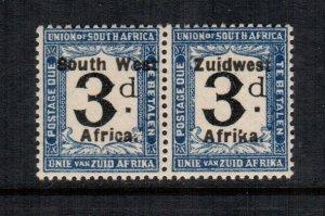 South West Africa  J30  MNH cat $ 11.00 222