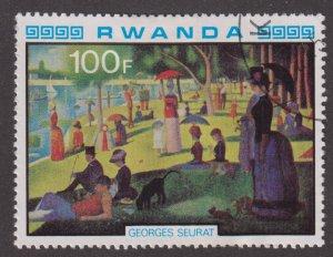 Rwanda 991 In The Park 1980