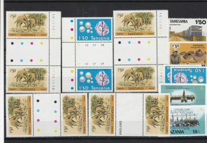 Tanzania Stamps Ref 14179