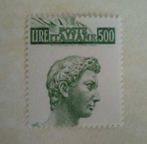 500 lire san giorgio, sassone n 810/lc, 200 euro