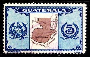 Guatemala 279 - used