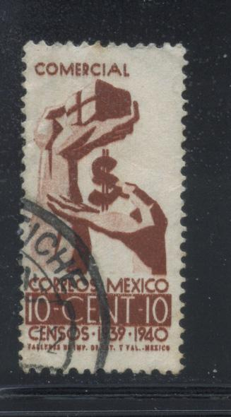 Mexico 753  F  Used