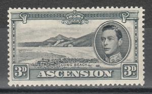 ASCENSION 1938 KGVI LONG BEACH 3D PERF 13.5