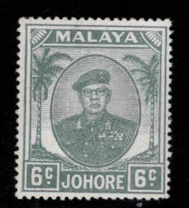 MALAYA-Jahore Scott 135 MH*