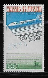 Wallis and Futuna Islands C60 Regular Air Service single MNH