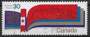 Canada 1982 used
