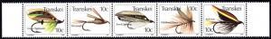 Transkei - 1981 Fishing Flies (2nd series) Set MNH**