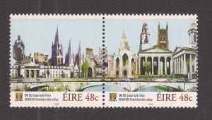 IRELAND SC#  1597-98  FVF/MNH  2005