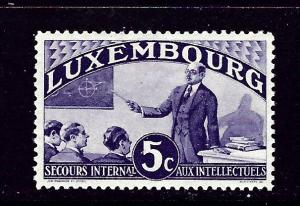 Luxemburg B65A MH 1935 issue