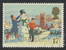 Great Britain SG 1526  Used  - Christmas