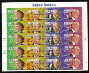 MALACK 4224 - 27 Sheet, American Scientists, S.S., S..MORE.. stock4224-27