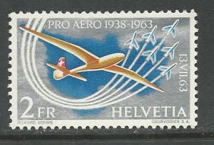 Switzerland # C46  Airmail    (1) Unused VLH