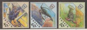 Tuvalu Scott #451-452-453 Stamps - Mint NH Set