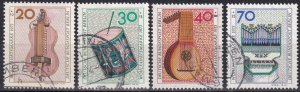 Germany #9NB101-4 F-VF Used CV $3.10   (Z5698)