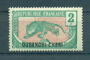 Ubangi-Shari sc# 24 mh cat value $.70