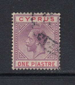 Cyprus, Sc 77 (SG 90), used
