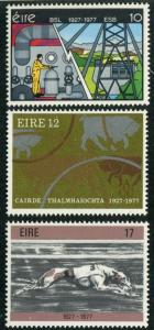 Ireland SC# 420-2 Electricity, Agriculture, Dog Racing, MLH