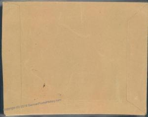 3rd Reich Field Police Feldgendarmerie-Abteilung 501 Feldpost Cover 48638