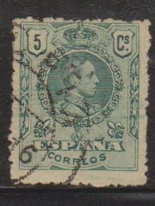 Spain Sc#298 Used