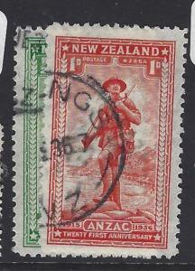 NEW ZEALAND  (P0111B) HEALTH STAMS SG 591-2   VFU