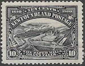 Newfoundland Scott Number 101 VF H