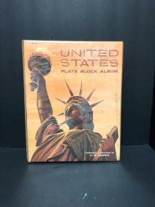 HARRIS UNITED STATES ZIP CODE & MAIL EARLY ALBUM - USED 1964-1977