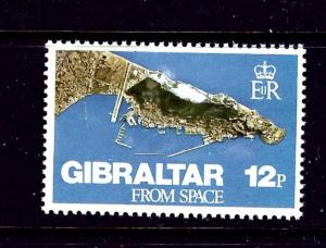 Gibraltar 363 MNH 1978 Gibraltar From Space