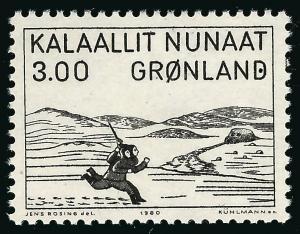Greenland SC #116 MNH VF...High Quality bargain!