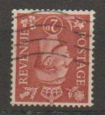 GB George VI  SG 506wi wmk inverted Used