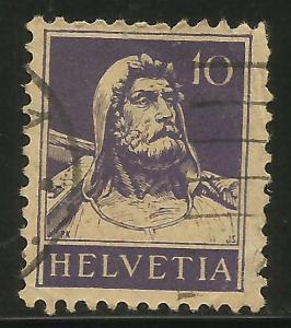 Switzerland 1930 Scott# 169 Used