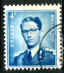 Belgium; 1953: Sc. # 457: O/Used Single Stamp