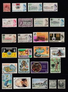BAHAMAS - BARBADOS - BARBUDA - BERMUDA - 72 Different - SCV $62.85