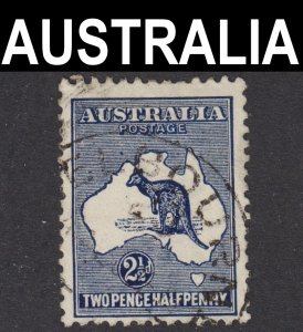 Australia Scott 46 wtmk 10 Fine used.