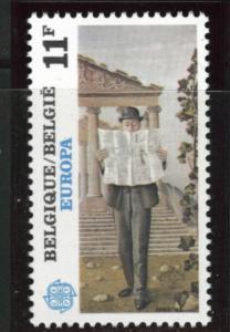 Belgium Scott 1144 MNH** 1983 stamp
