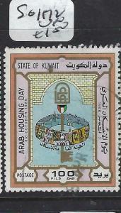 KUWAIT  (P0705BB)  ARAB HOUSING DAY  SG 1172   VFU