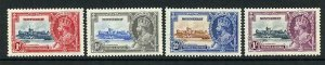Montserrat SG94/97 1935 Silver Jubilee Set M/M